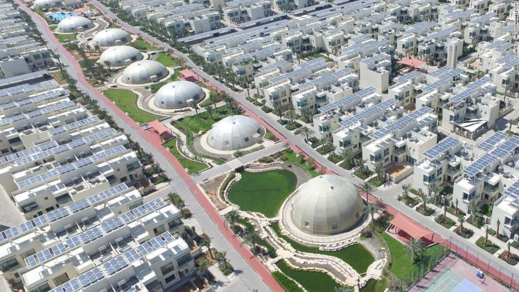 Dubai's Environment Project